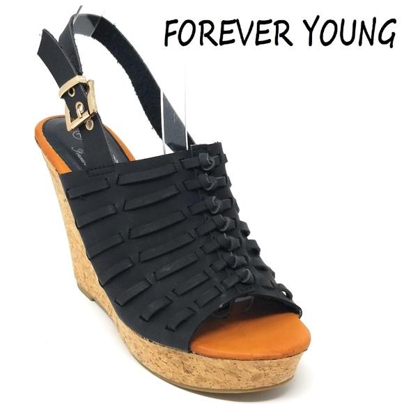 fea5213a745 Women Tall Wedge Platform Sandals